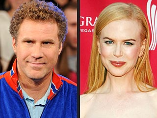 Nicole Kidman and Will Ferrell chosen 'worst romantic comedy couple'