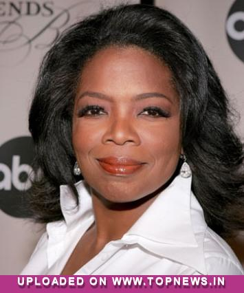Winfrey voted world's highest paid celebrity