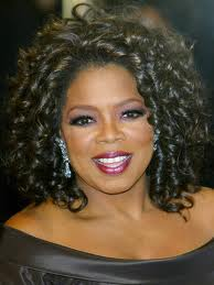 Oprah Winfrey in Mumbai, to attend private party