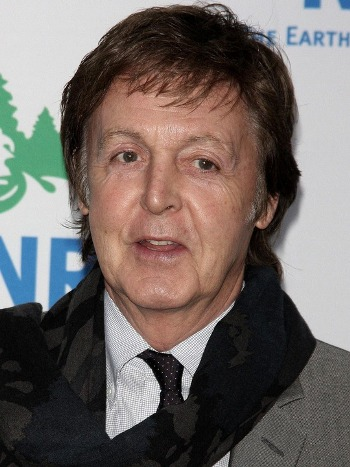 McCartney to replace Cobain for Nirvana gig