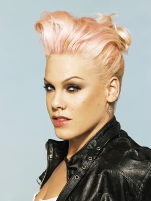 Pink's sleepless nights London, July 1 : Singer Pink is being kept awake at ...