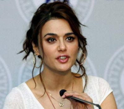 This is how Preity Zinta joined the 'married club'
