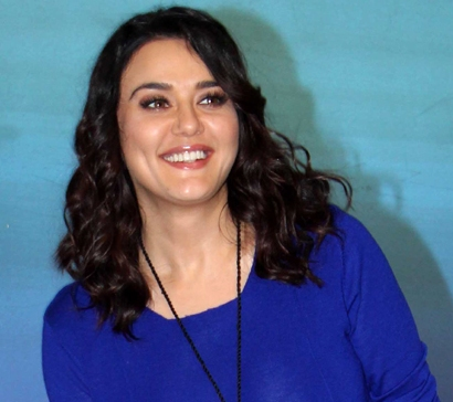 Preity Zinta talks about hubby post marriage