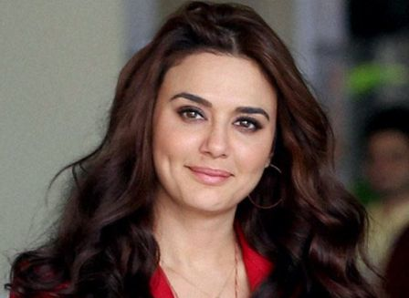 Preity Zinta`s `Goodenough` dinner date