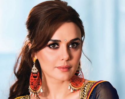 Preity Zinta starts shooting for 'Bhaiyyaji Superhitt'