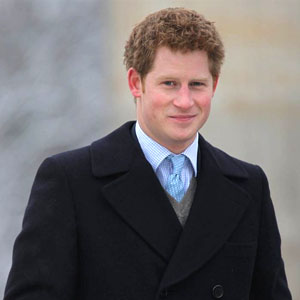 Prince Harry calls girlfriend on `James Bond-style anti-bugging phone`