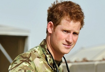 Prince Harry to spend Xmas fighting the Taliban