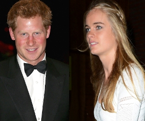 Prince Harry's girlfriend using public transport causes safety concerns