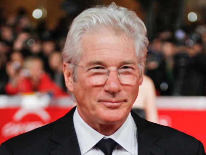 Richard Gere heard of his Golden Globes nomination in India