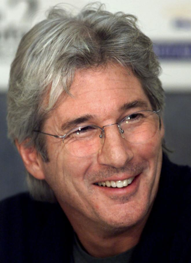 Gere missed Golden Globe nomination news