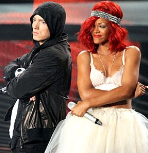It's official! Eminem and RiRi to sing duet at MTV Movie Awards 2014