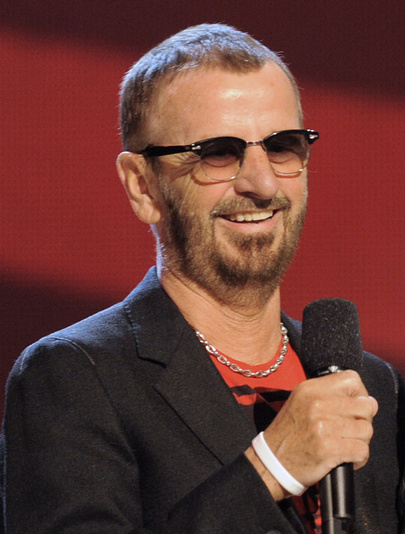 London July 5 Beatles Drummer Ringo Starr Is Urging Fans To Think Of Him On His 70th Birthday Later This Week And Mark The Milestone By Making Iconic