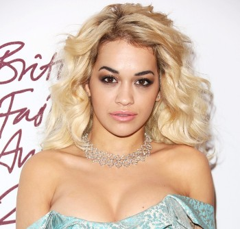 Rita Ora gets dove tattoo