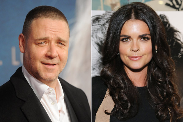 Russell Crowe dating Billy Joel's ex-wife Katie Lee?