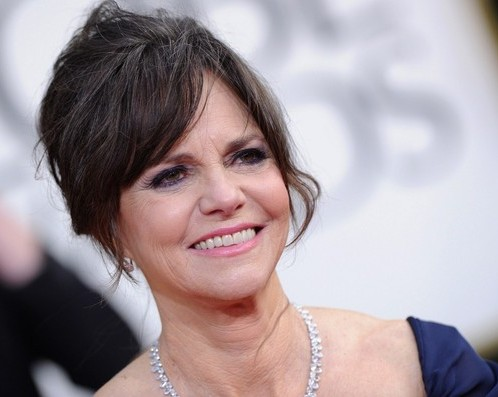 Daniel Day-Lewis funny, outrageous: Sally Field