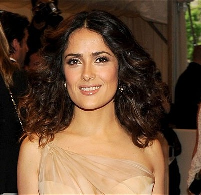 Salma Hayek's induction into French Legion of Honor branded a 'joke'