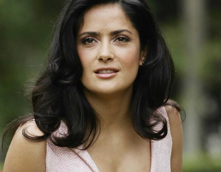 I am at the limit of chubbiness at all times, says Salma Hayek