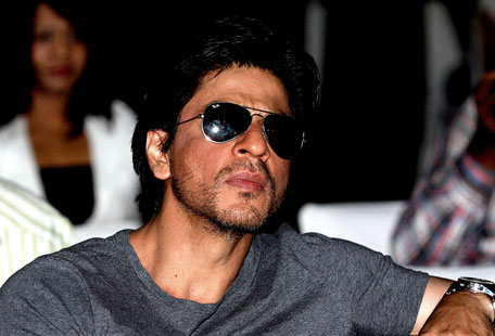 A lonely Eid for SRK