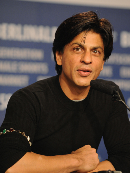 SRK denies patch-up with Salman Khan
