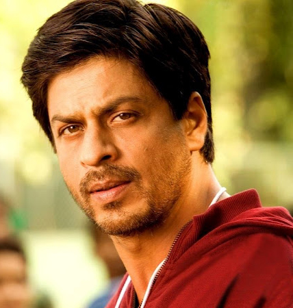 SRK remembers late father