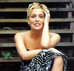 sharon stone nude french magazine