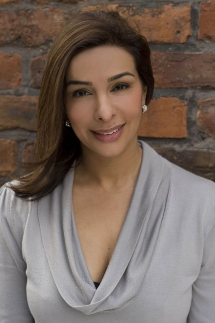 Indian origin Brit TV star Shobna Gulati crowned `Rear Of The Year`