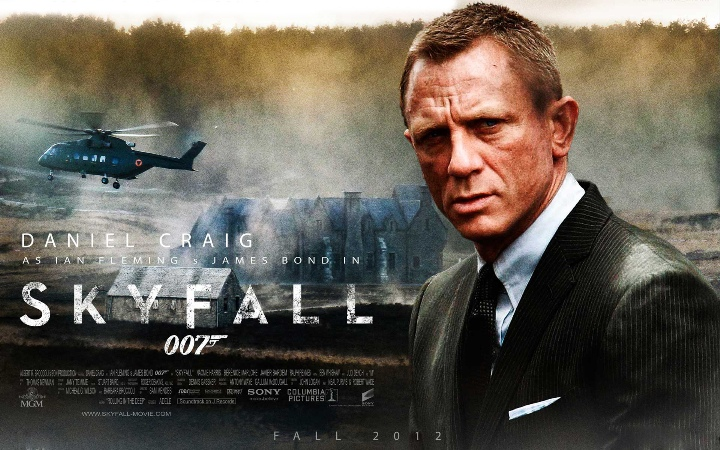'Skyfall' has bumper opening, gets Rs.27.5 crore windfall