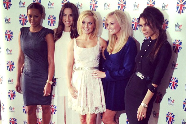 Spice Girls may perform at Olympic closing ceremony