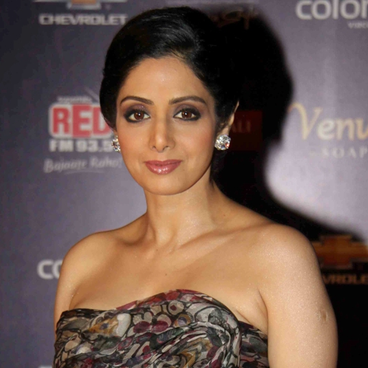 I want my kids to get married soon: Sridevi