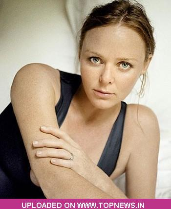 I'm scared I'll get cancer like mum, says Stella McCartney