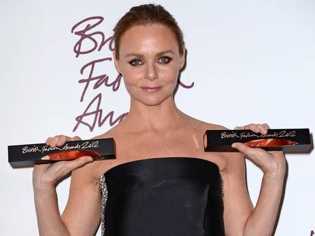 Stella McCartney wins big at British Fashion Awards