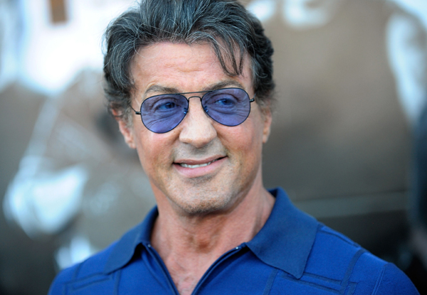 Action heroes pay a price, says Stallone