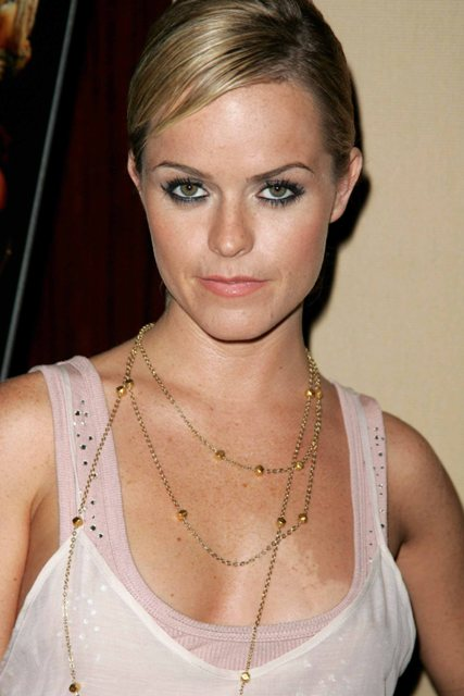 Actress Taryn Manning arrested