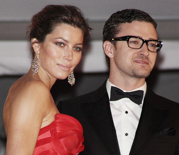 Why were guests moist-eyed at Timberlake-Biel wedding?