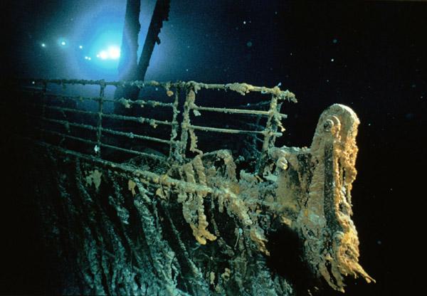 Secretele Titanicului, în direct