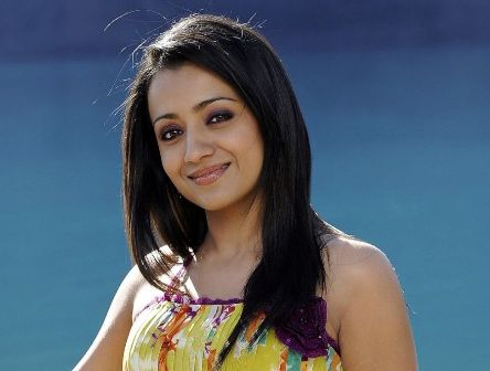 Valid reasons for not promoting 'Nayaki': Trisha Krishnan