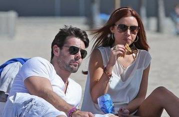 Una Healy and Ben Foden celebrate reunion with PDA at Venice Beach