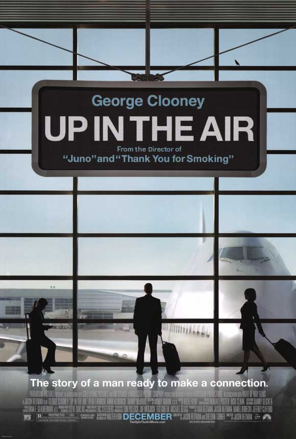 On the move Starcs loaded travel itinerary likened to George Clooney in Up in the Air!
