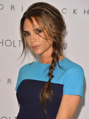 Fame freaks out Victoria Beckham