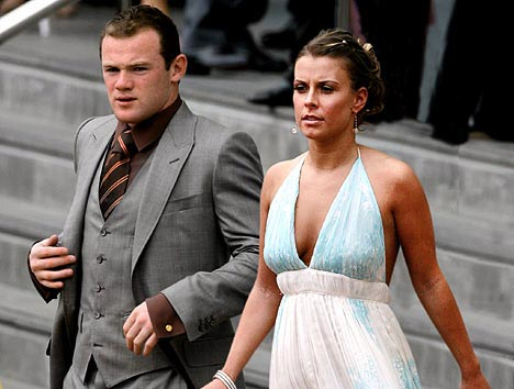 Wayne and Coleen Rooney have `Jersey Shore` marathon sessions