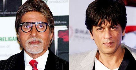 Amitabh, SRK inaugurate 18th Kolkata film fest