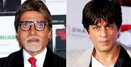 Amitabh, SRK inaugurate 18th Kolkata film fest