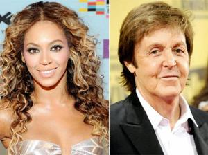 Beyonce, Paul McCartney 'become gym buddies' during Coachella Festival
