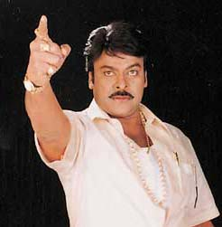 Chiranjeevi orders masks for his election campaign