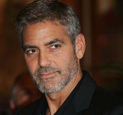 george clooney girlfriend. George Clooney buys girlfriend