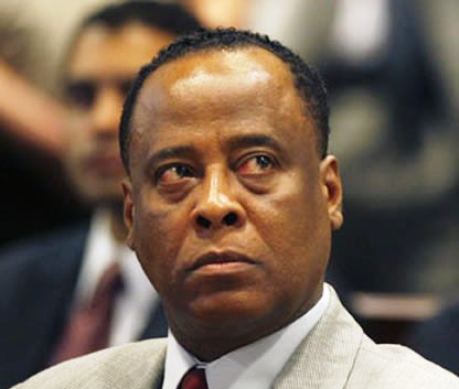 Dr. Conrad Murray to be released from jail in December?