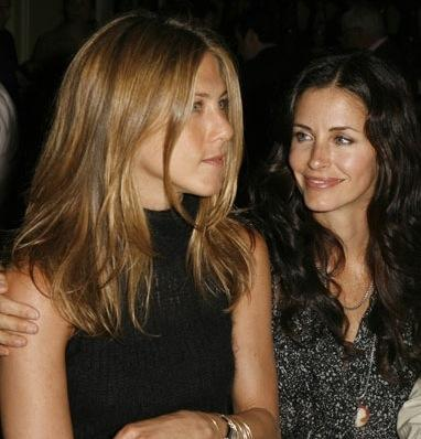 courteney-cox-jennifer-aniston London, August 25 : Jennifer Aniston will