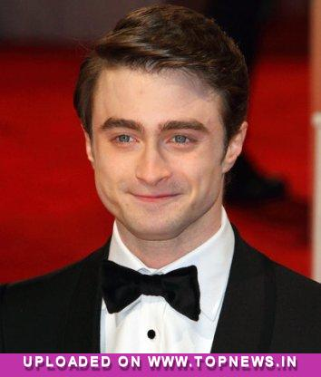 Daniel Radcliffe defends teetotalism