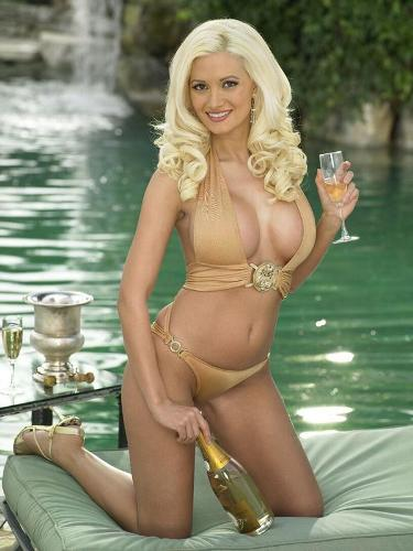 holly madison photo shoot underwater
