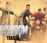 'Dhishoom trailer coming soon,' announces Varun